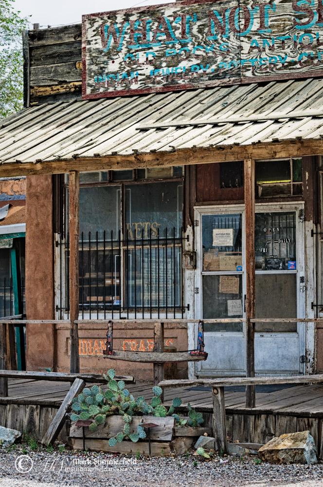 Los Cerrillos Ghost Town