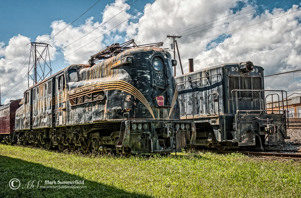 Pennsylvania Railroad GG1