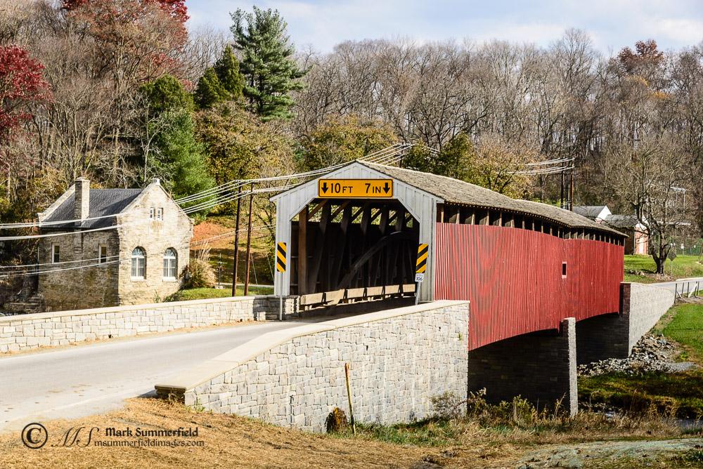 Pine Grove Covered Bridge