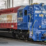 Norfolk & Western SD-45 Number 1776