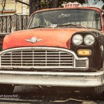 Checker Marathon Cab