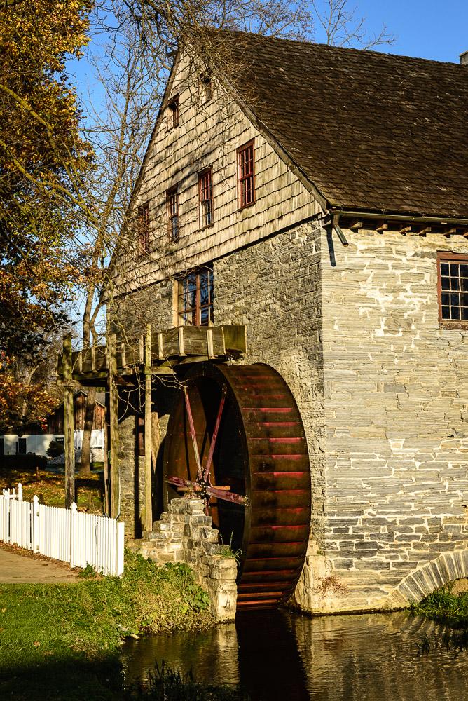John Herr Grist Mill