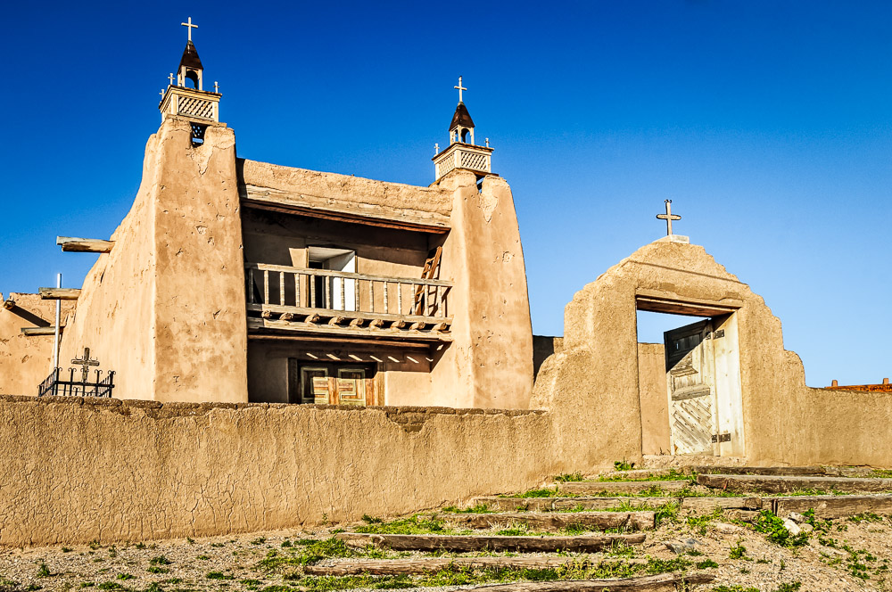 San Jose de Gracia Church