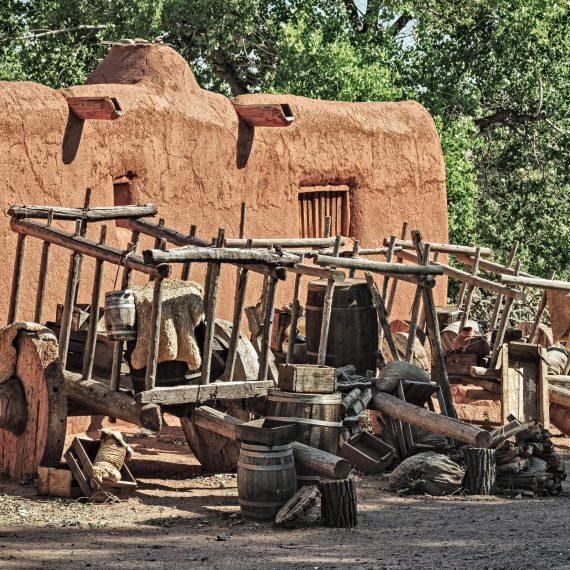 El Rancho de la Golondrinas
