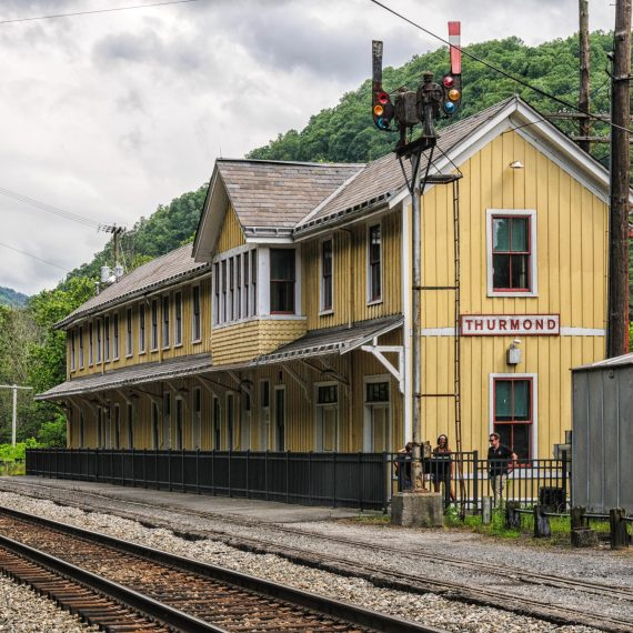 Thurmond Historic District
