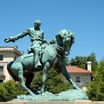 General Philip Sheridan Equestrian Statue