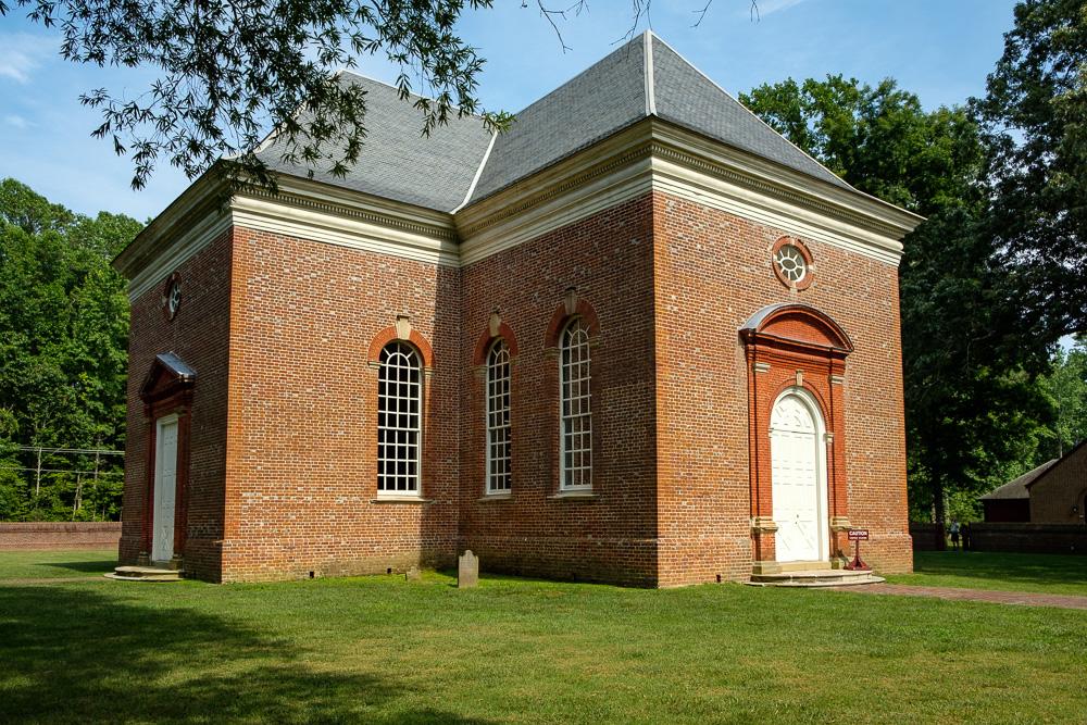 Christ Episcopal Church Lancaster County